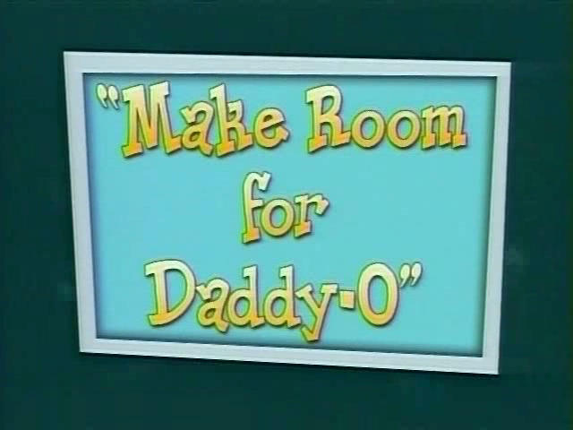 Jimmy Neutron Make Room For Daddy O