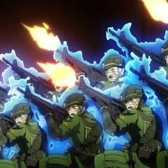 Bad Company firing at <a href=