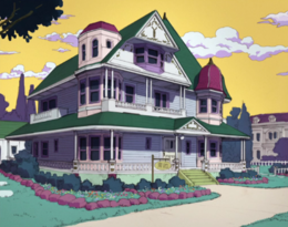 Rohan's house