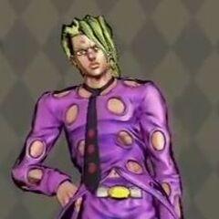 Fugo Costume A in <i>All-Star Battle</i>