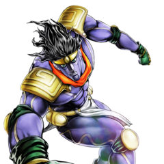 Star Platinum render, <a href=