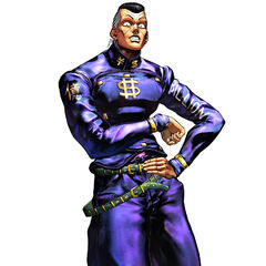 Okuyasu as he appears in <a href=