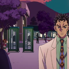 Hayato videotaping Kira to find evidence of who he is.