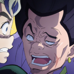 Koichi being extorted by <a href=