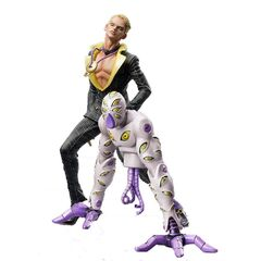 Prosciutto as a figure with his Stand