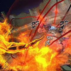 Esidisi attacking, <i>Eyes of Heaven</i>