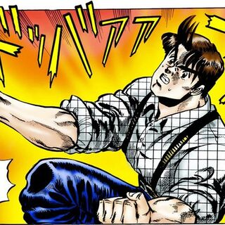 Jonathan is angry about Dio