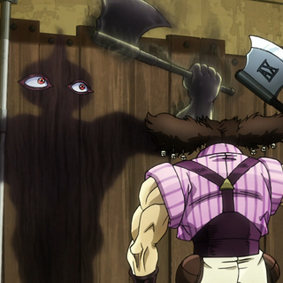 Summoned to assassinate Polnareff