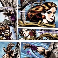 Wary, being stalked by Kars