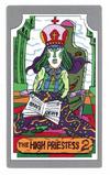 JoJo Tarot 02 - The High Priestess