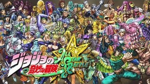 JoJo's Bizarre Adventure All Star Battle 'Trailer 5' 1080p TRUE-HD QUALITY