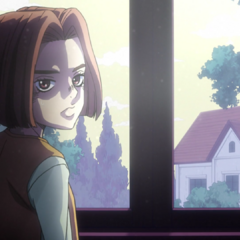 Hayato turns to face his mother, his death having been reversed.
