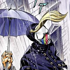 Blackmore's umbrella