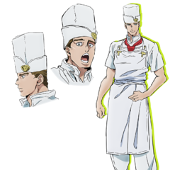 Key Art of Tonio