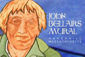 John Bellairs Mural (3x2)