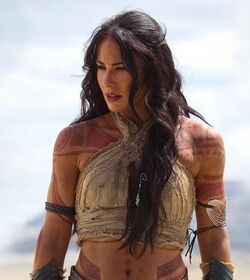 Dejah-thoris