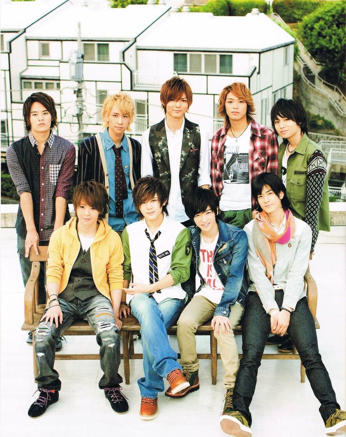 Hey Say Jump October 2011