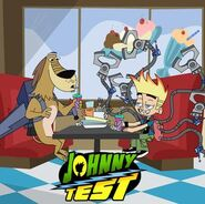 Johnny Test, Season 6,
