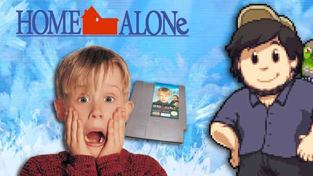 Home Alone Games Jontron