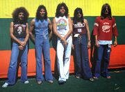 Journey 1978 Lineup