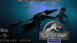 Jurassic Park IV- Waterworld Poster 3