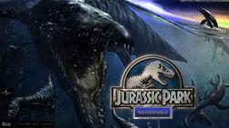 Jurassic Park IV- Waterworld Poster 2