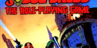 Judge Dredd: The Role-Playing Game