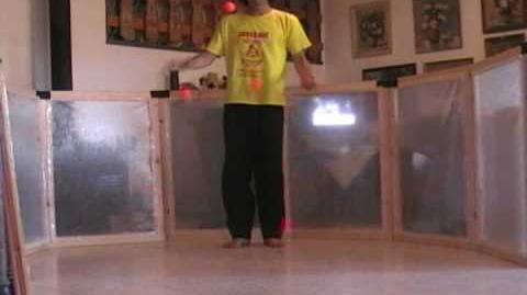 5 bouncing balls tricks by Eden Zak