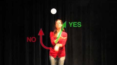 Underarm Catches Tutorial - IJA Tutorial Contest 2013