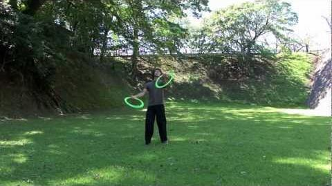 3 RIngs Juggling Ⅲ