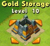 Gold Storage Lvl 10
