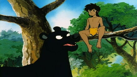 Bagheera Takes his Leave