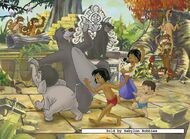 The Jungle Book Let's dance