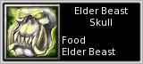 Elder Beast Skull quick short