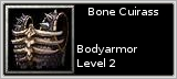 Bone Cuirass quick short