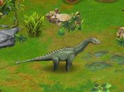 Shunosaurus Lvl 9