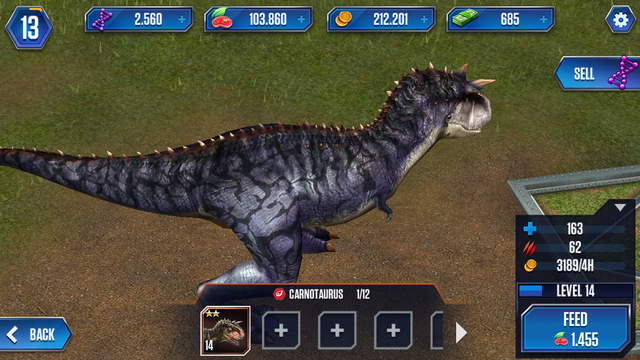 File:JWTG Carnotaurus level 14.png