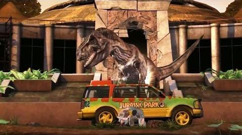 Jurassic Park The Game - Start The Car Its Vision Is Based On Moments