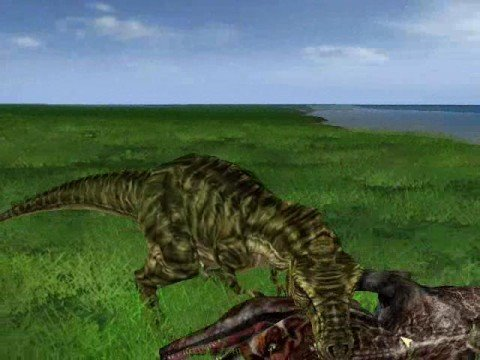 File:T REX VS SPINO.jpg