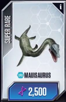 Mauisaurus