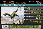 001- eoraptor