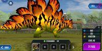 Stegosaurus/JW: TG