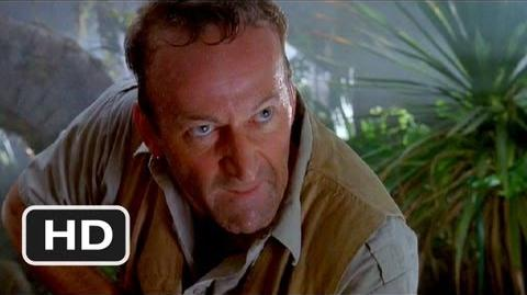 Jurassic Park (8 10) Movie CLIP - Clever Girl (1993) HD-0