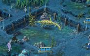 Level 40 Styxosaurus