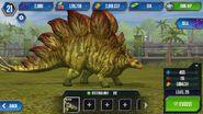 Stegosaurus 1S