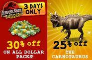 JPB Carno offer