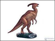Kaiyodo parasaurolophus