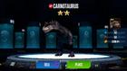 JWTG Carnotaurus evolution level 11 complete