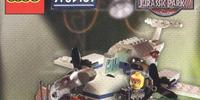 LEGO 1371 Spinosaurus Attack Studio