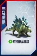 Stegosaurus Brawlasaur